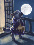 The Littlest Werewolf