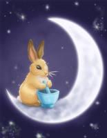 Moon Bunny redo by nienor