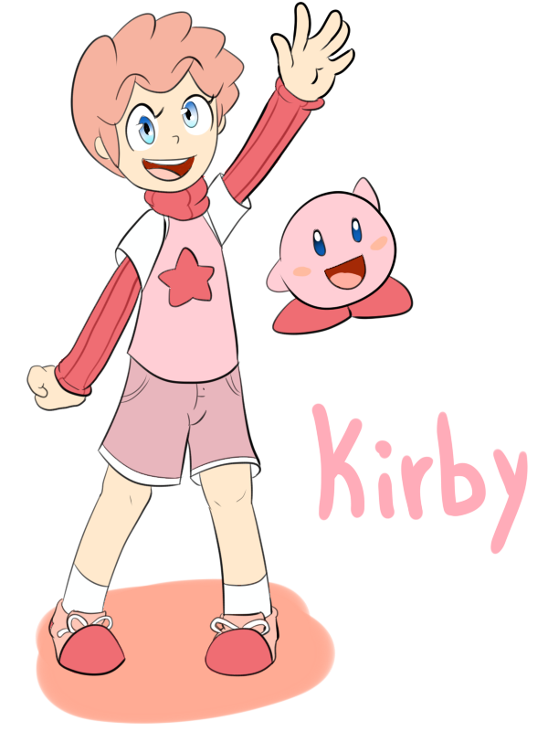 A Boy Named Kirby - Kirby Character Profile by drivojunior ...