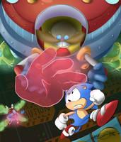 Sonic Mania - Ruby Illusions
