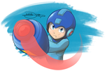 SUPER FIGHTING ROBOT MEGAMAN