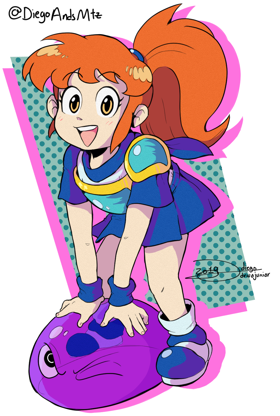 Arle Nadja By Drivojunior On Deviantart Its meant for human players so dont expect the ai to do. arle nadja by drivojunior on deviantart