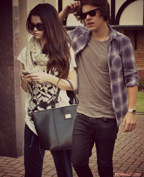 Harry Styles x Selena Gomez by 1derverse on DeviantArt