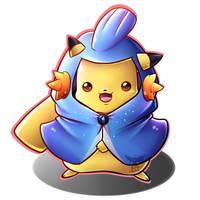 Pikachu Pikachu Pikachu by MPupu