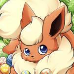 Easter Flareon