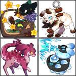 Personal icons stuff by MPupu