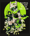Halloween Adopt - Day 3 (Auction - OPEN)