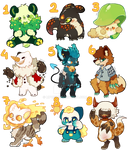 Jan Adopt Batch ( CLOSED )