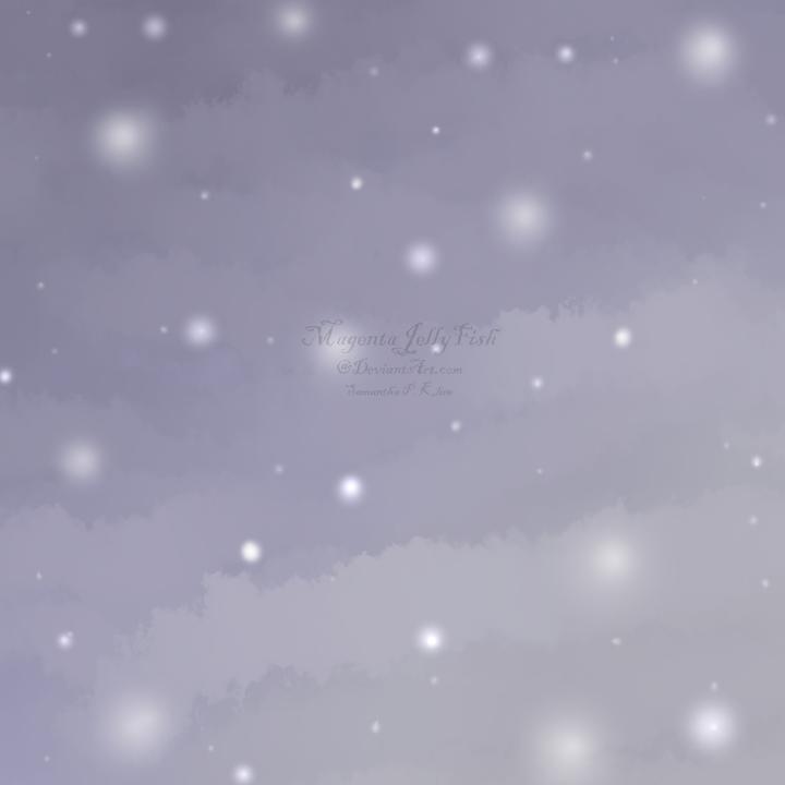 Winter Sky by MagentaJellyfish