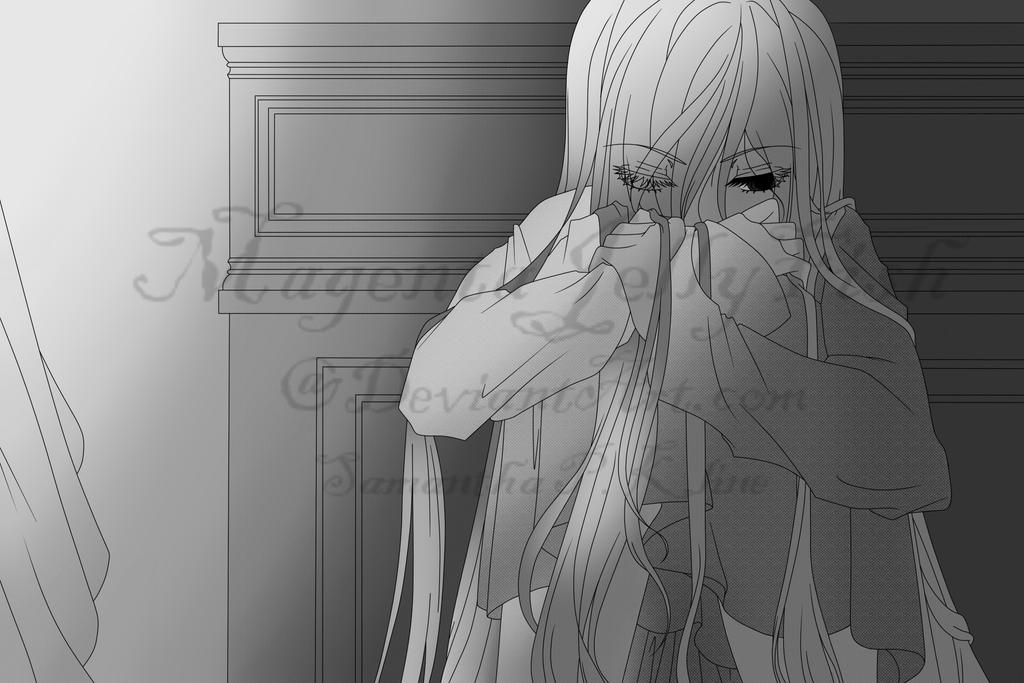 Solitude by MagentaJellyfish