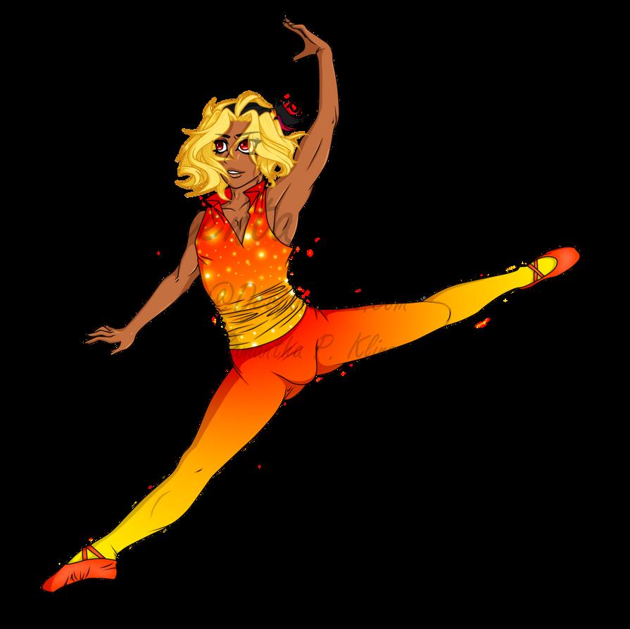Ballerina Atem by MagentaJellyfish