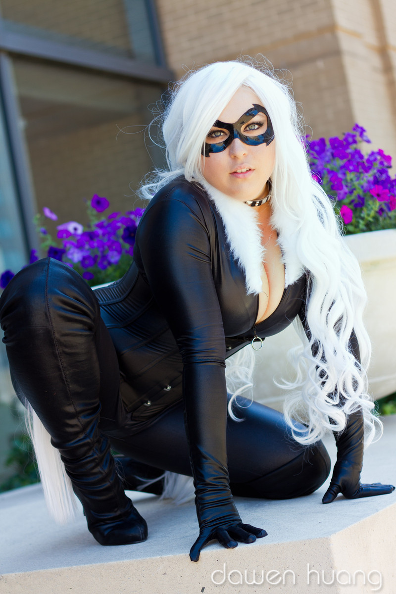 Black Cat Connecticon by Sheik19