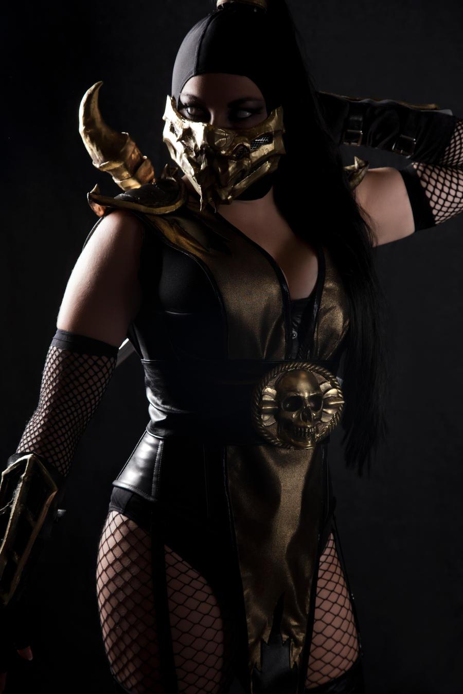Lady Scorpion by Sheik19