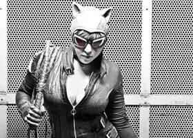 Arkham City Catwoman by Sheik19