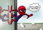 Gotta Impress Mr. Stark..