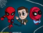 Peter Parker -  The Spider-Man