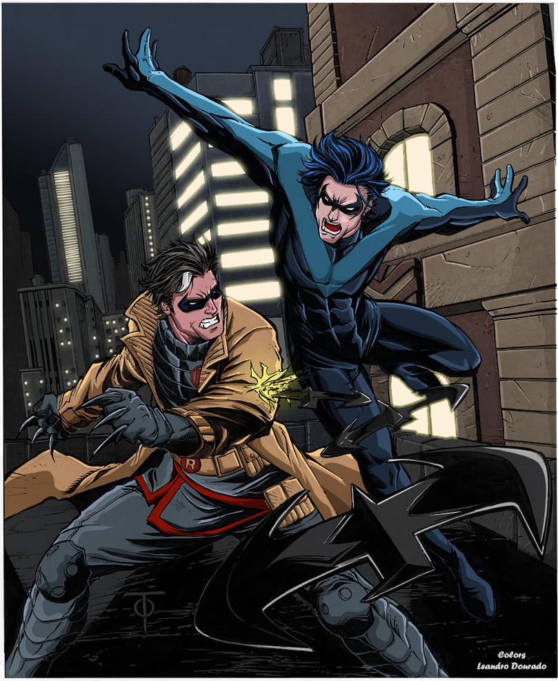 Image result for jason todd nightwing