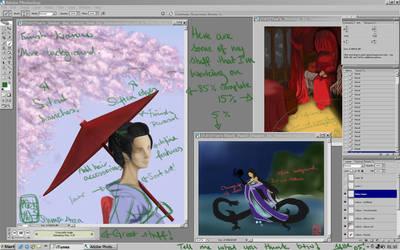 Stuff on Photoshop by sumomochan