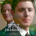 Almost FBI - SPN Avatar by JKLionHeart