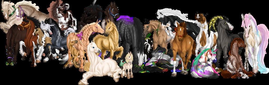 Updated Herd Art