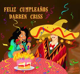 Happy Birthday Darren Criss