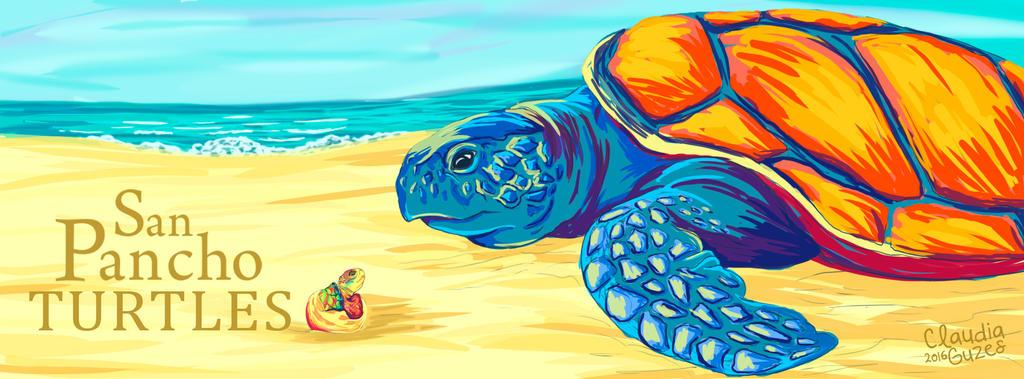 San Pancho Turtles Nayarit