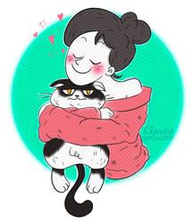 Abrazo Kitten by Klaustrofovia