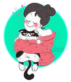 Abrazo Kitten