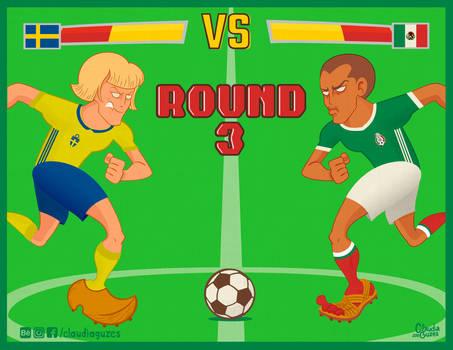 Mexico vs Sweden