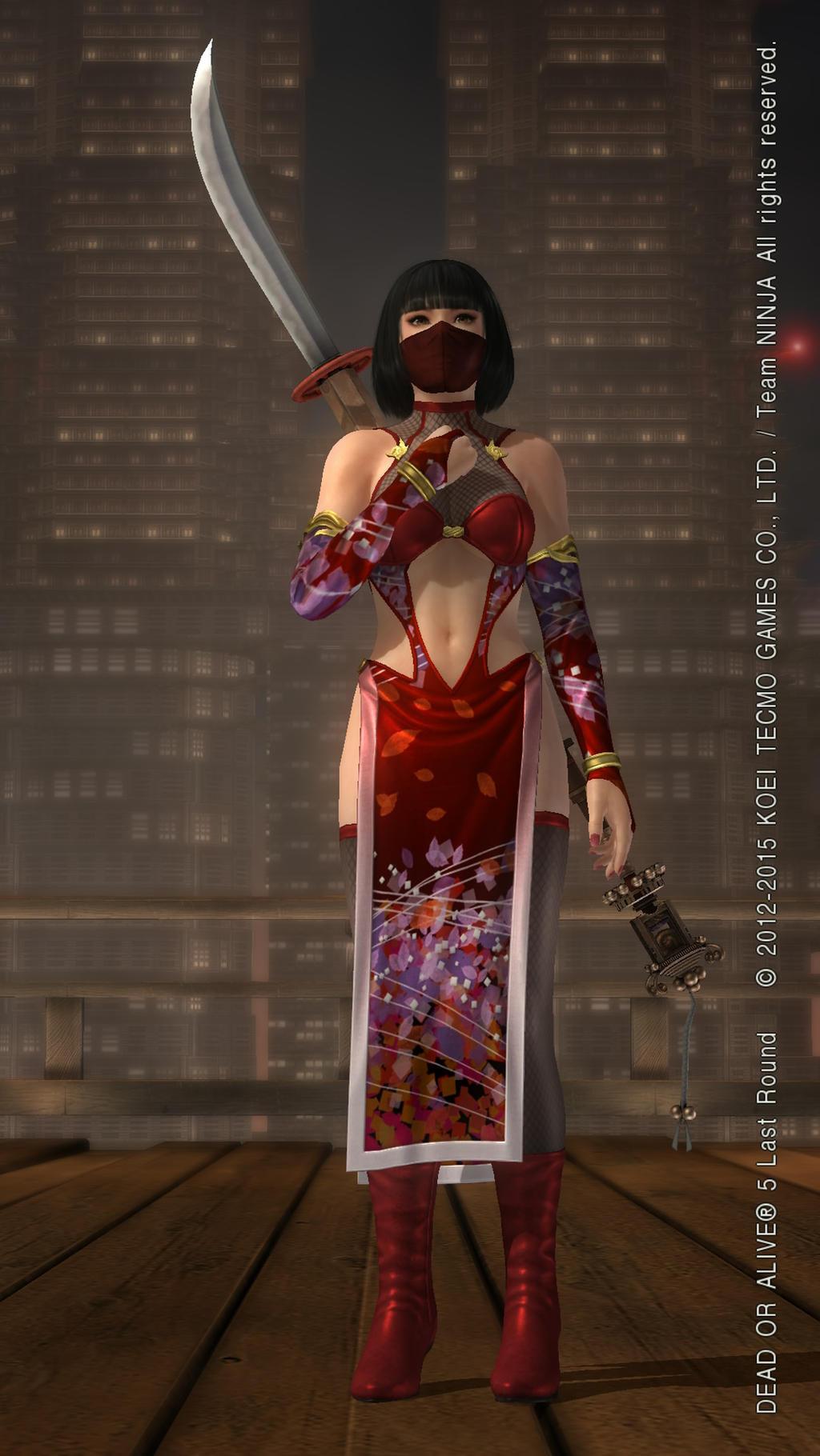 3d kunoichi hentai image