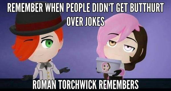 RWBY Chibi Meme #8 by TheKnightofMomiji