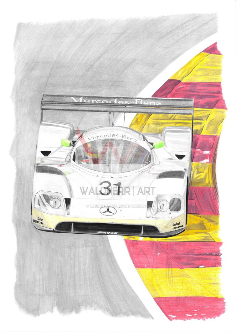 Mercedes-Benz C11 by WaldherrArt