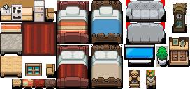Pokemon Tiles Indoor - Interiors