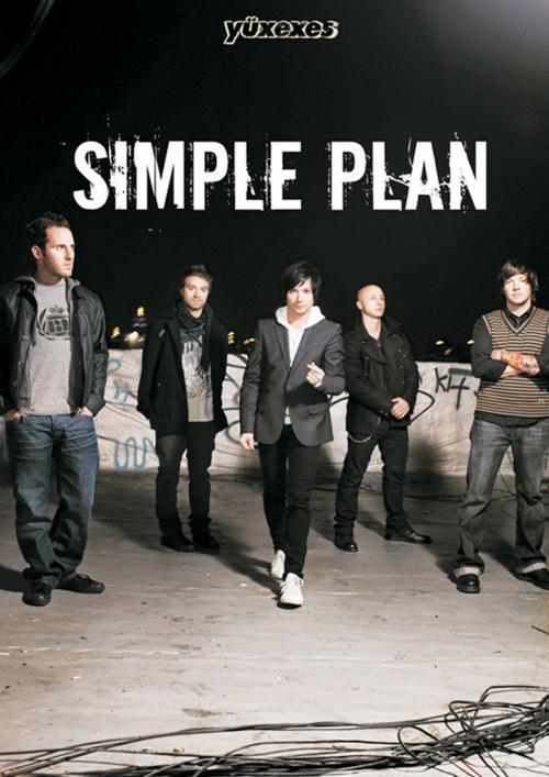 Simple Plan-Poster by yuxexesmagazine on deviantART