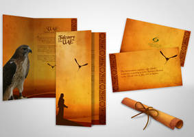 Falconry Brochure by Ramfia
