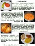 Recipe: Salsa Chicken