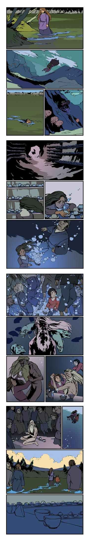Vodyanoi comic by toerning