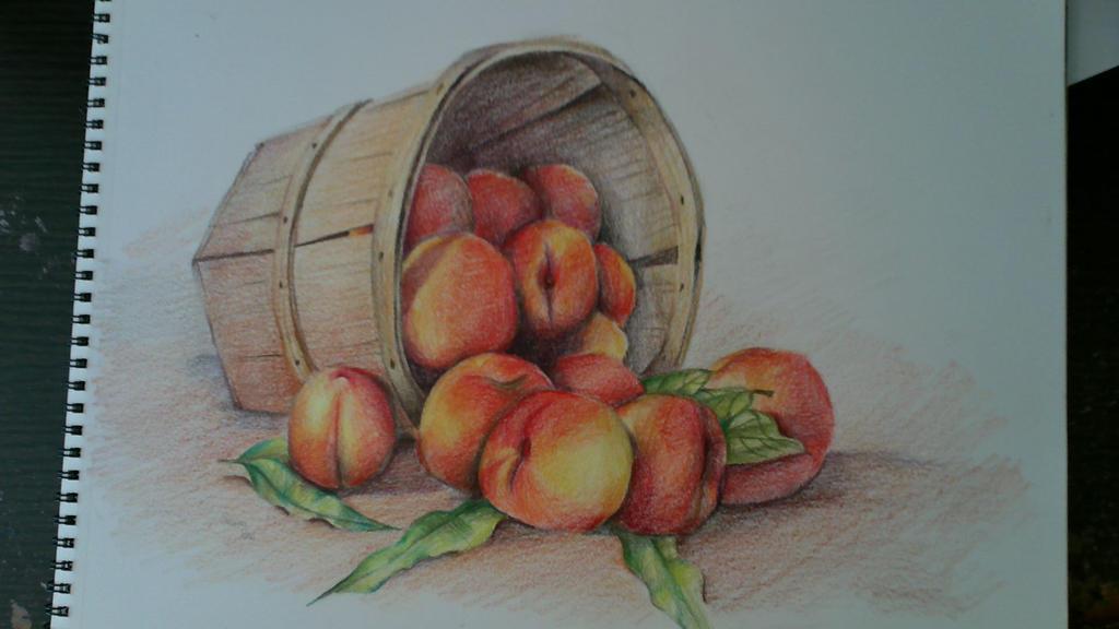 peachy by cayotze