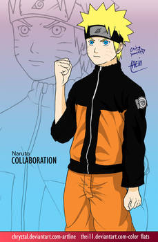 Naruto collab with thei11
