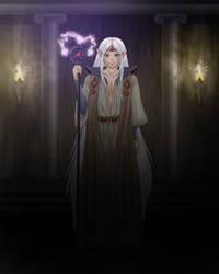 Commish: Fantasy Character 1