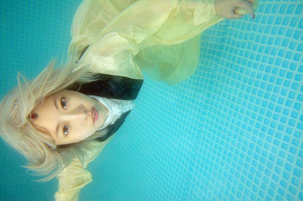 Underwater Magi - Jafal by Choumai