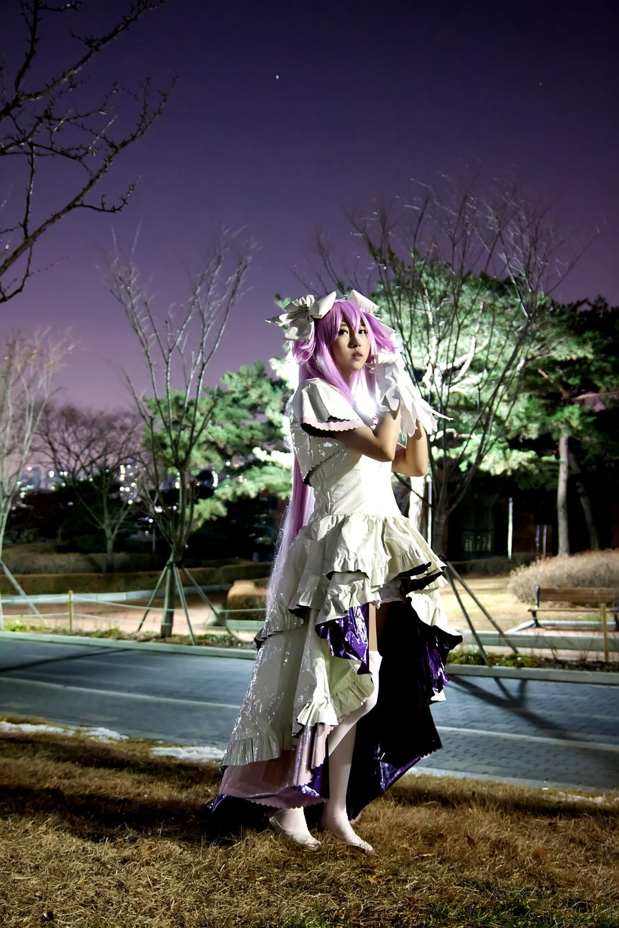 Ultimate Madoka cosplay by Choumai on DeviantArt  Ultimate Madoka...