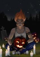 Pumpkin red by Szerine