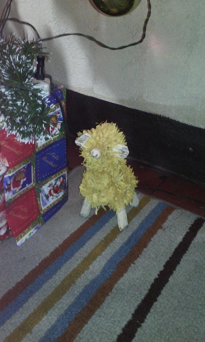 Guatemala sheep by SS4244