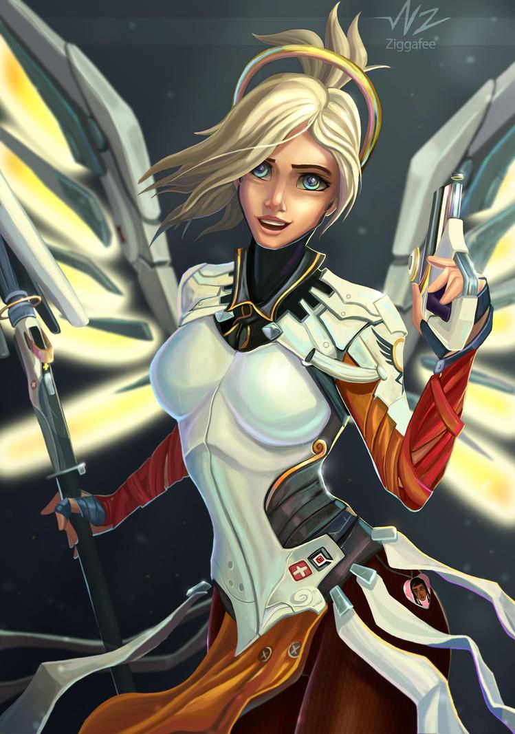 Mercy by Ziggafee