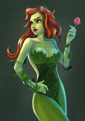 Poison-Ivy by Ziggafee