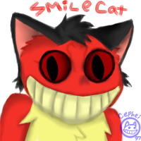 Smilecat by Cephei97