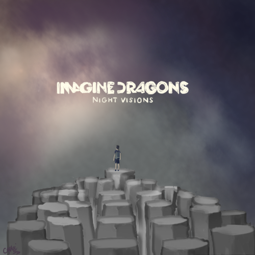 Download Next To Me Imagine Dragon Wapka: Imagine Dragons Night Visions Cover Fanart By Cephei97 On