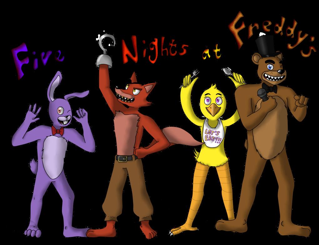 Freddy's Cartoon Nights at Five