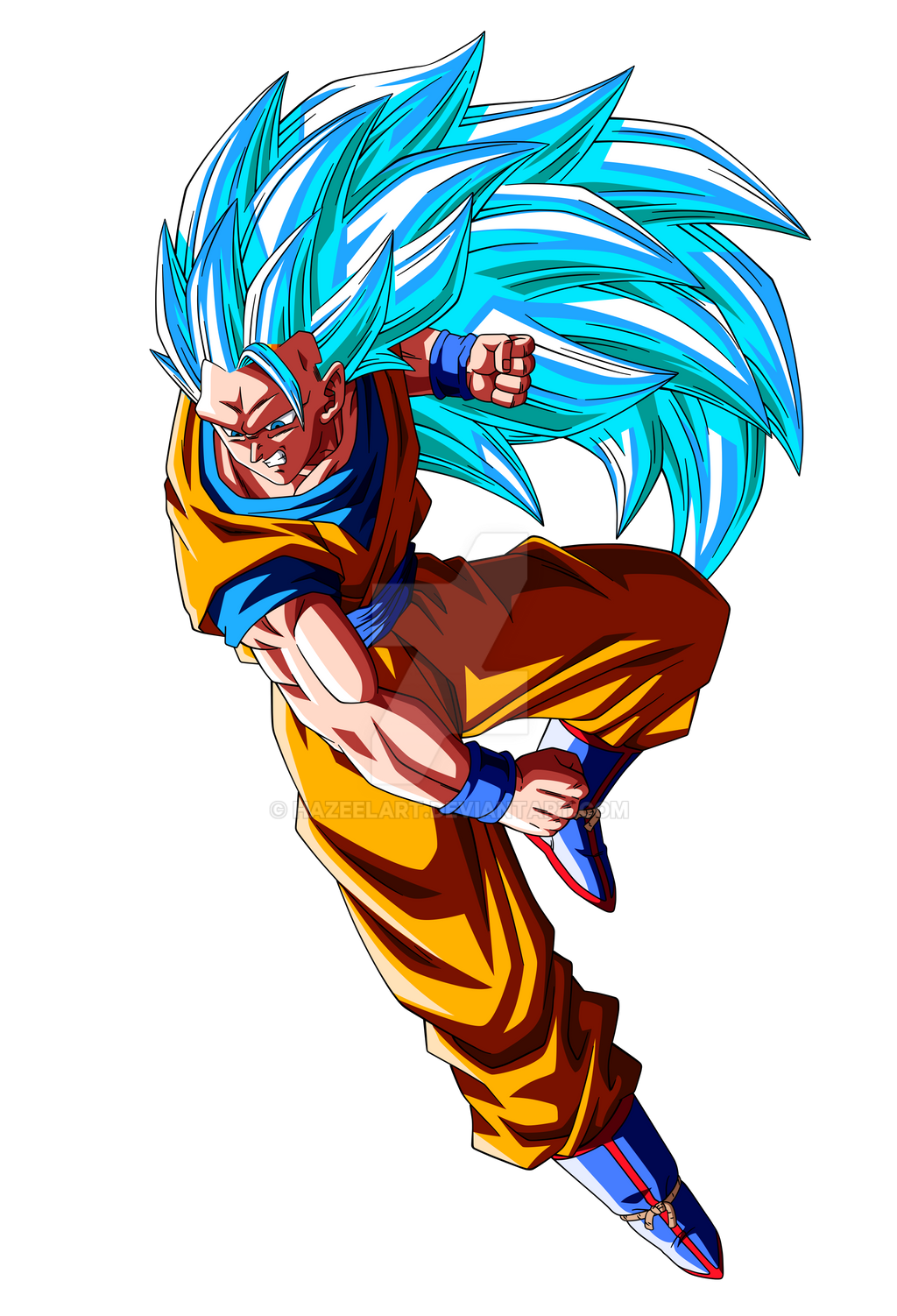 If all the gods were real who do you think would be the - Foto goku super saiyan god ...